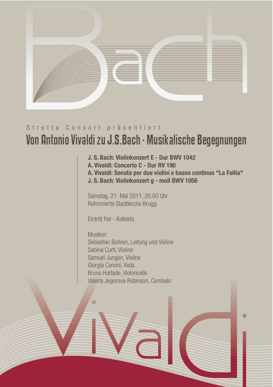 Back & Vivaldi - Stretta Concerts